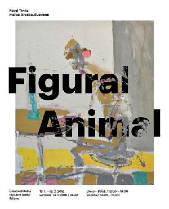 Pavel Trnka FIGURAL ANIMAL